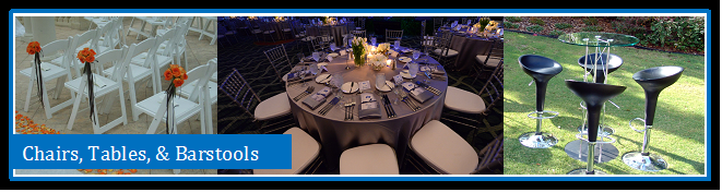 orlando table and chair rentals event furniture rental orlando