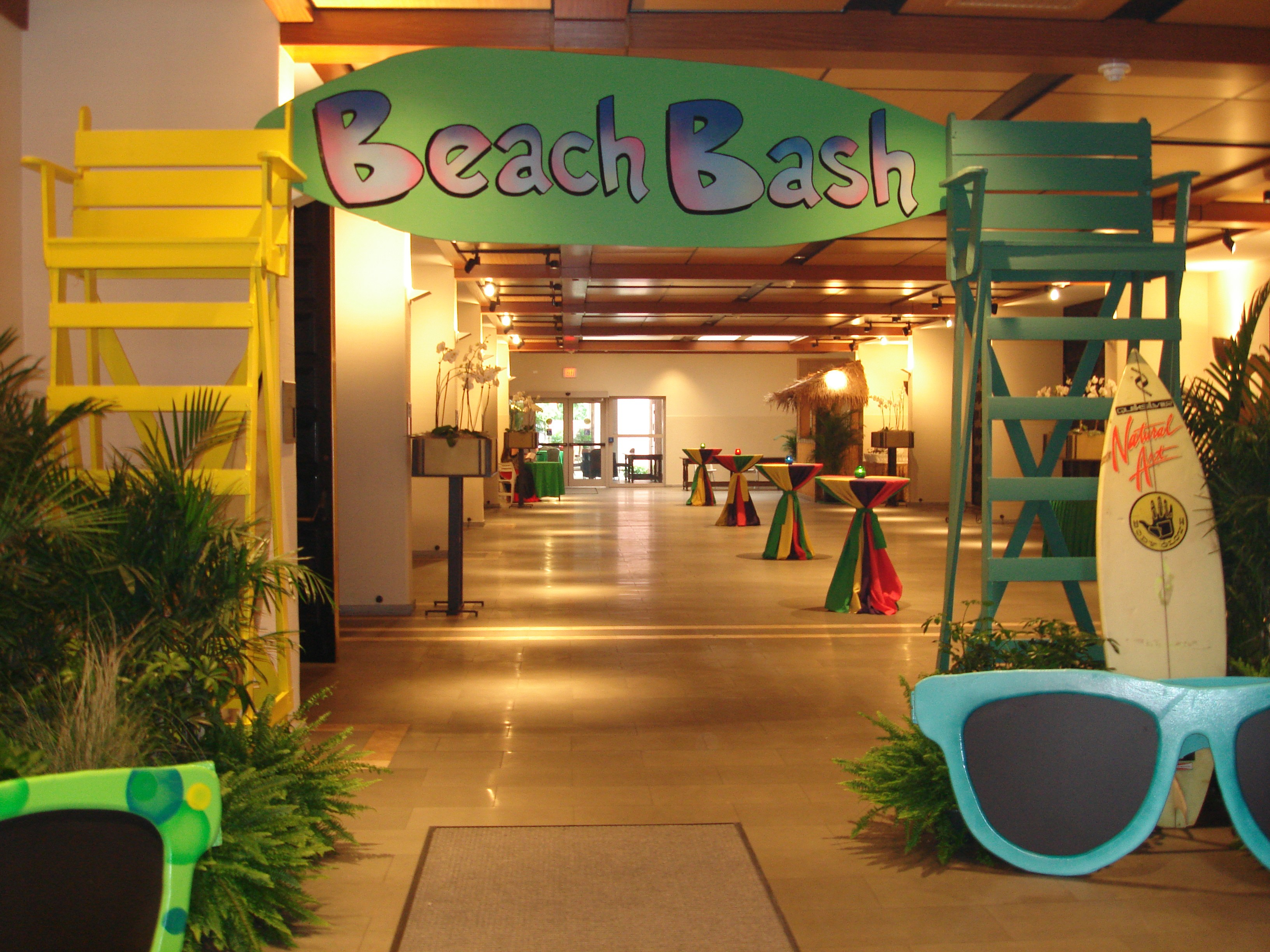 Beach Bash Entry - PR21 - (Qty: 1+)