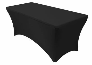 Black Spandex - LSP01