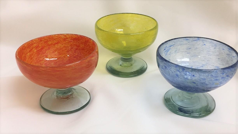 Blown Glass Bowls