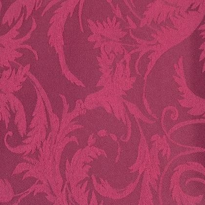 Burgundy Melrose Damask - LDM12