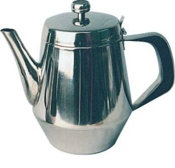 Gooseneck Teapot with Handle
