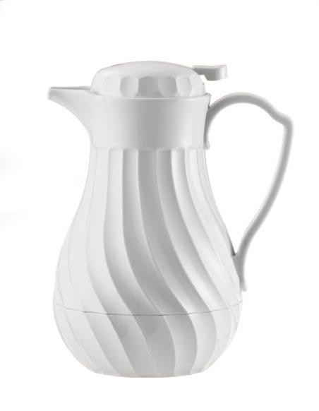 White Thermal Carafe