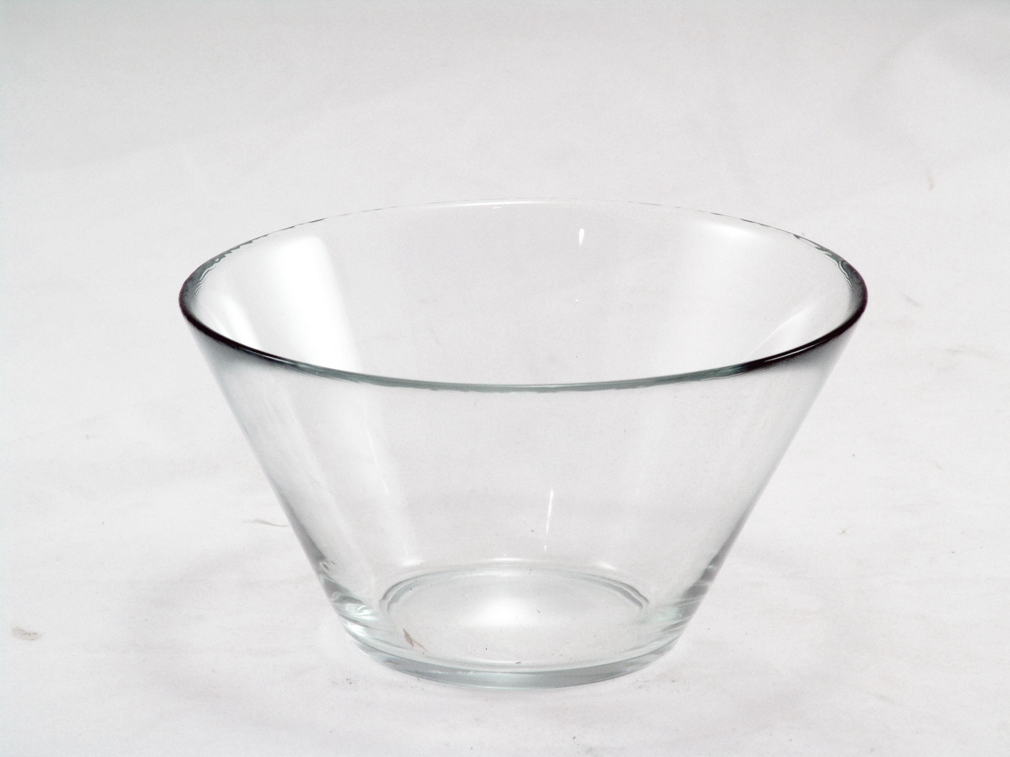 """Glass Bowl 11"""" - CE69"""