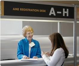 Registration Staff