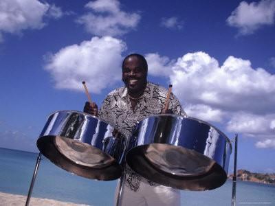 Steel Drummer