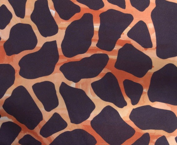 Giraffe Print Tablecloth