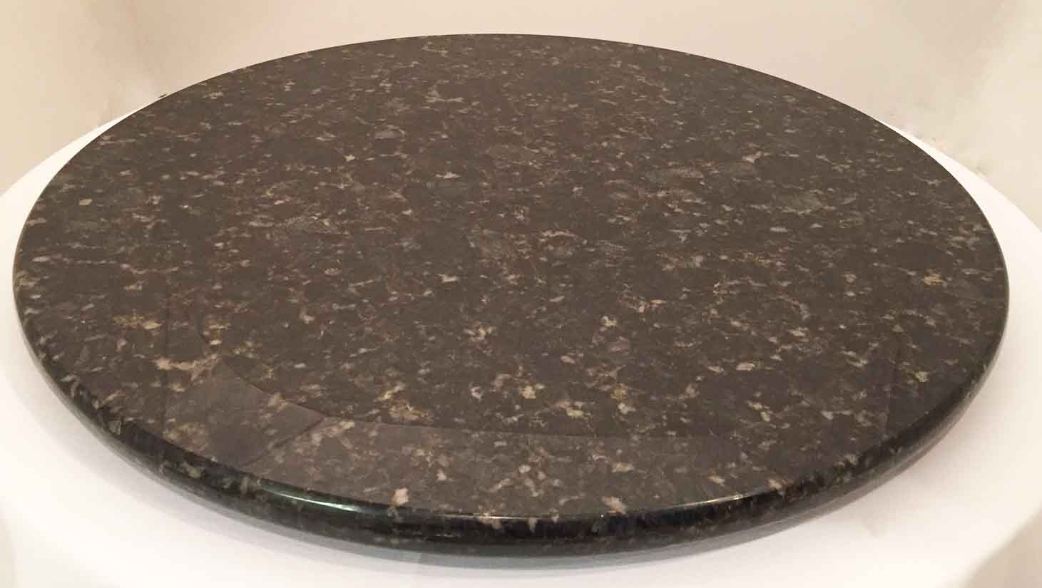 "Granite Lazy Susan - 36"" - C0019"