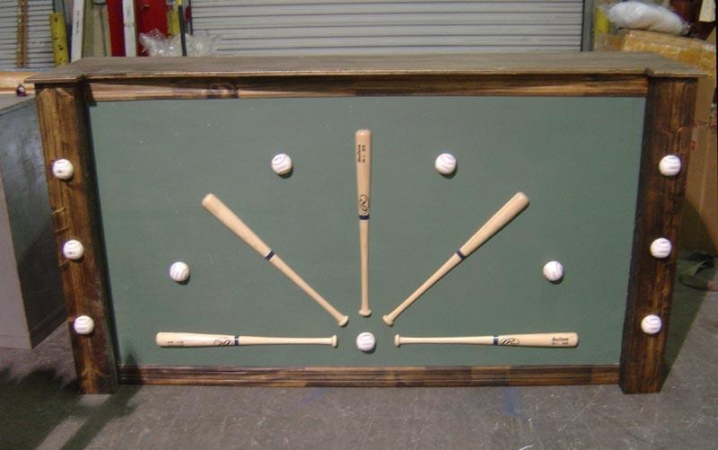 Baseball Themed Bar - PR90