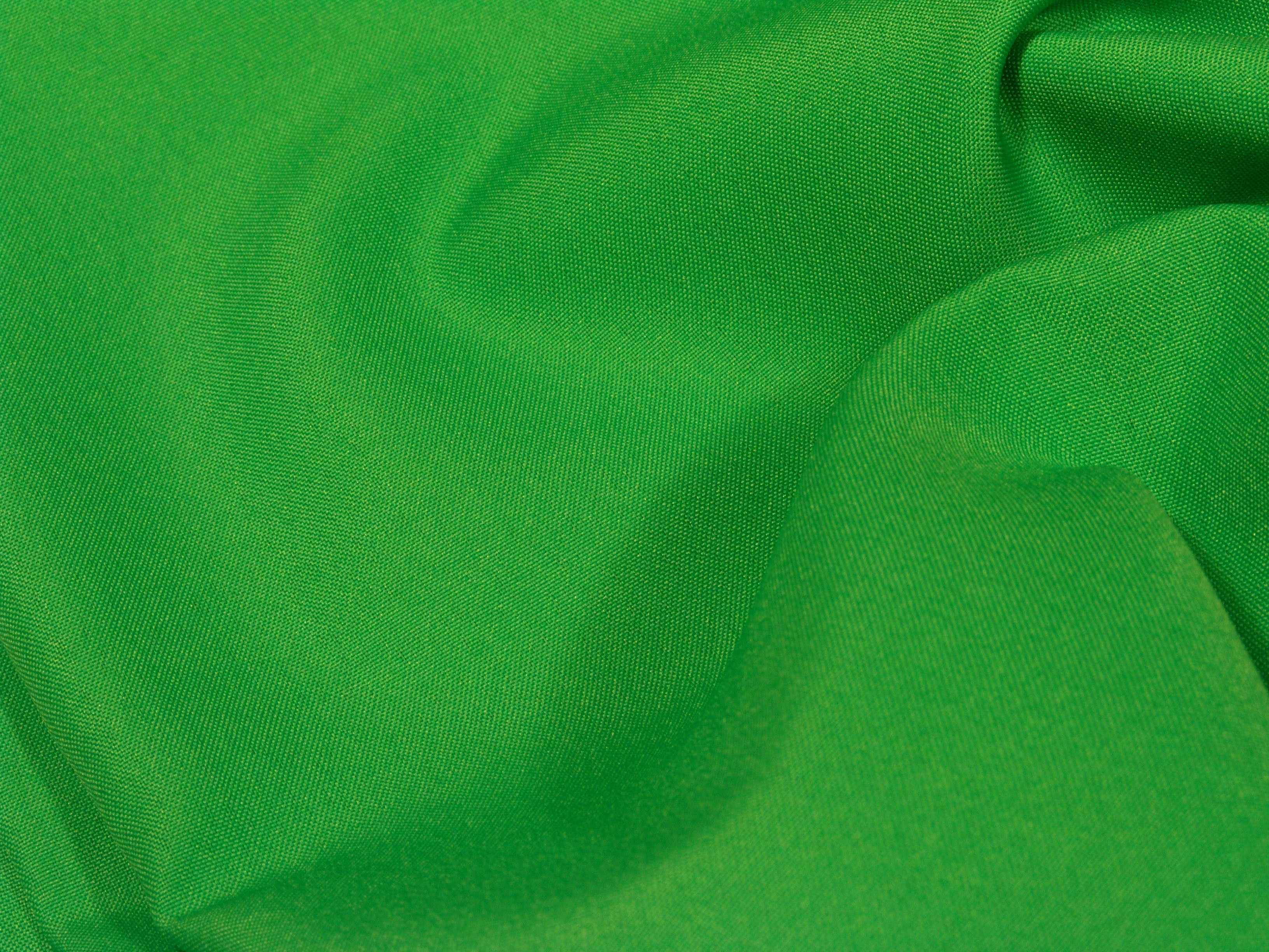 Kelly Green Polyester Bands - CTS71