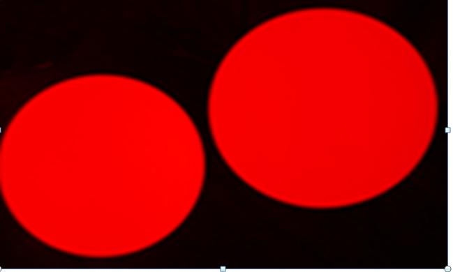 Large Glow Spheres