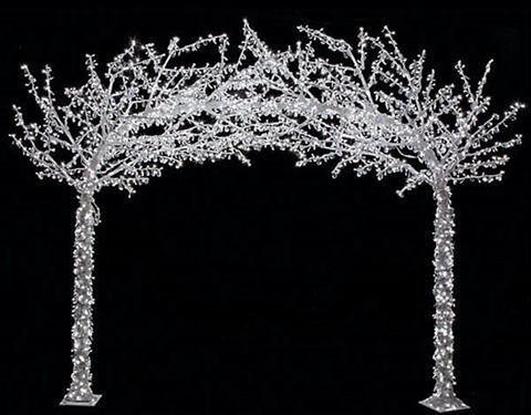 LED Crystal Arch - LD30