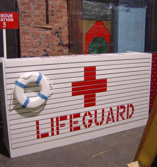 Lifeguard Bar Front- PR36 - (Qty: 1+)