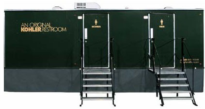 Luxury Restrooms - TE03