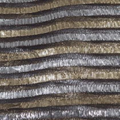 Mixed Metallic Stripe  - LSH08