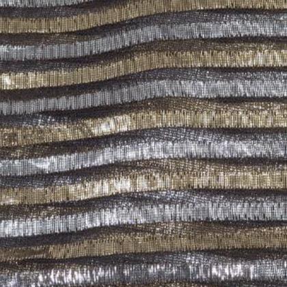 Mixed Metallic Stripe  - LSH08