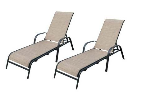 Outdoor Lounge Chair - SF71 (Qty: 12+)