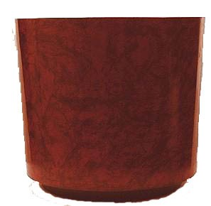 Mahogany Marble Specialty Containers