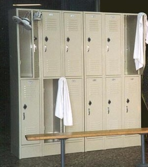 Sports Lockers - PR76