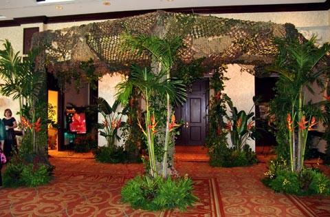 Everglades Entryway  - PR80