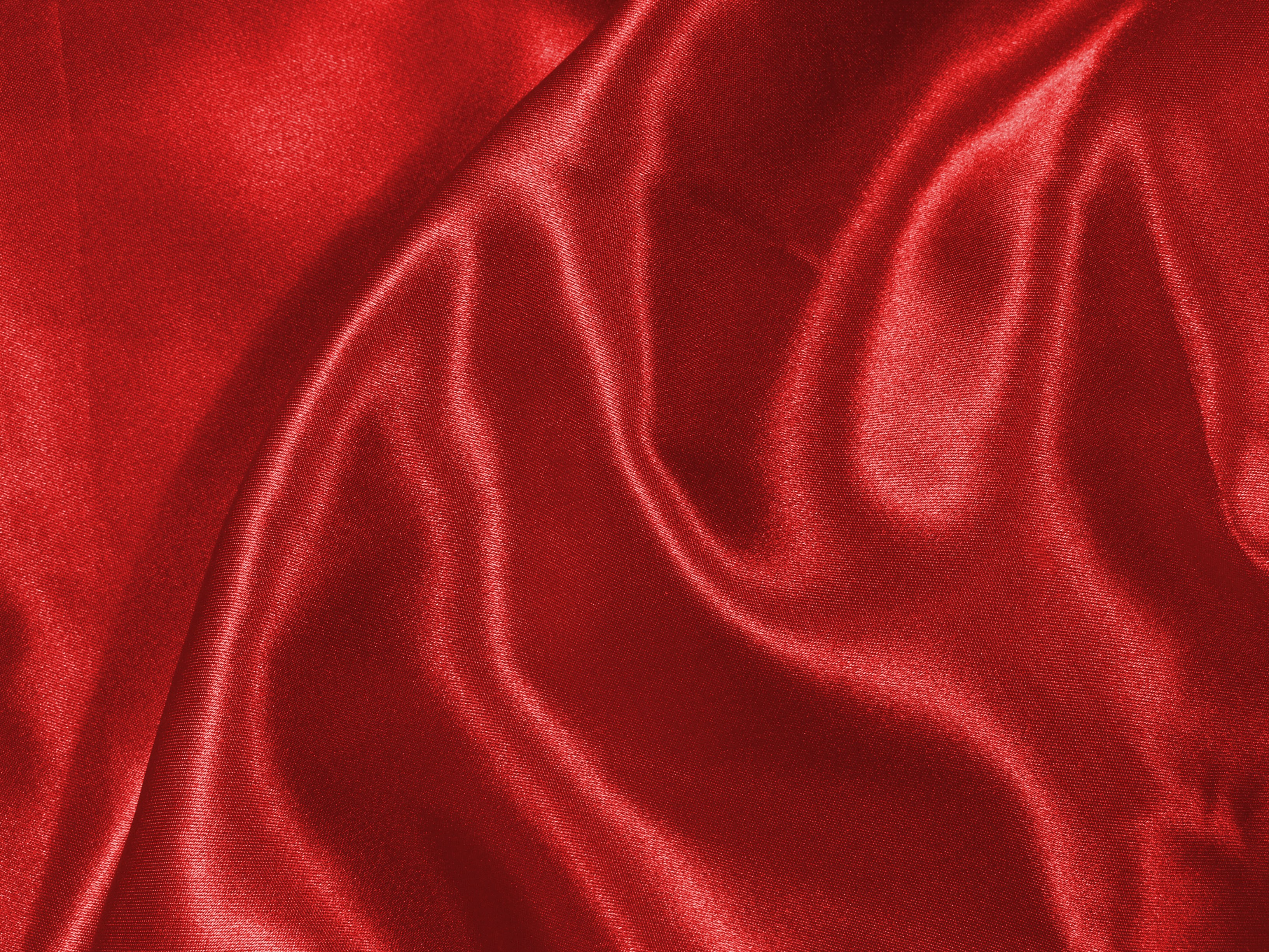 Red Satin Sash - CTS34