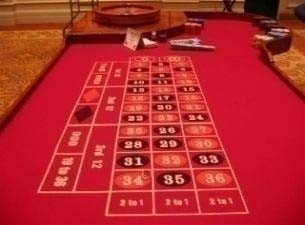 10 Roulette Table Rental Orlando Event Rentals
