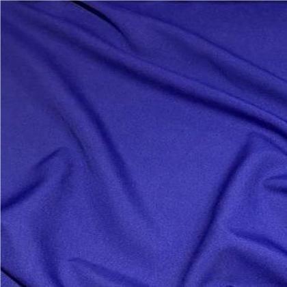 Royal Blue Polyester - LPL38