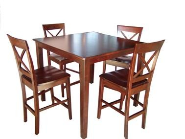 Mahogany Share Table