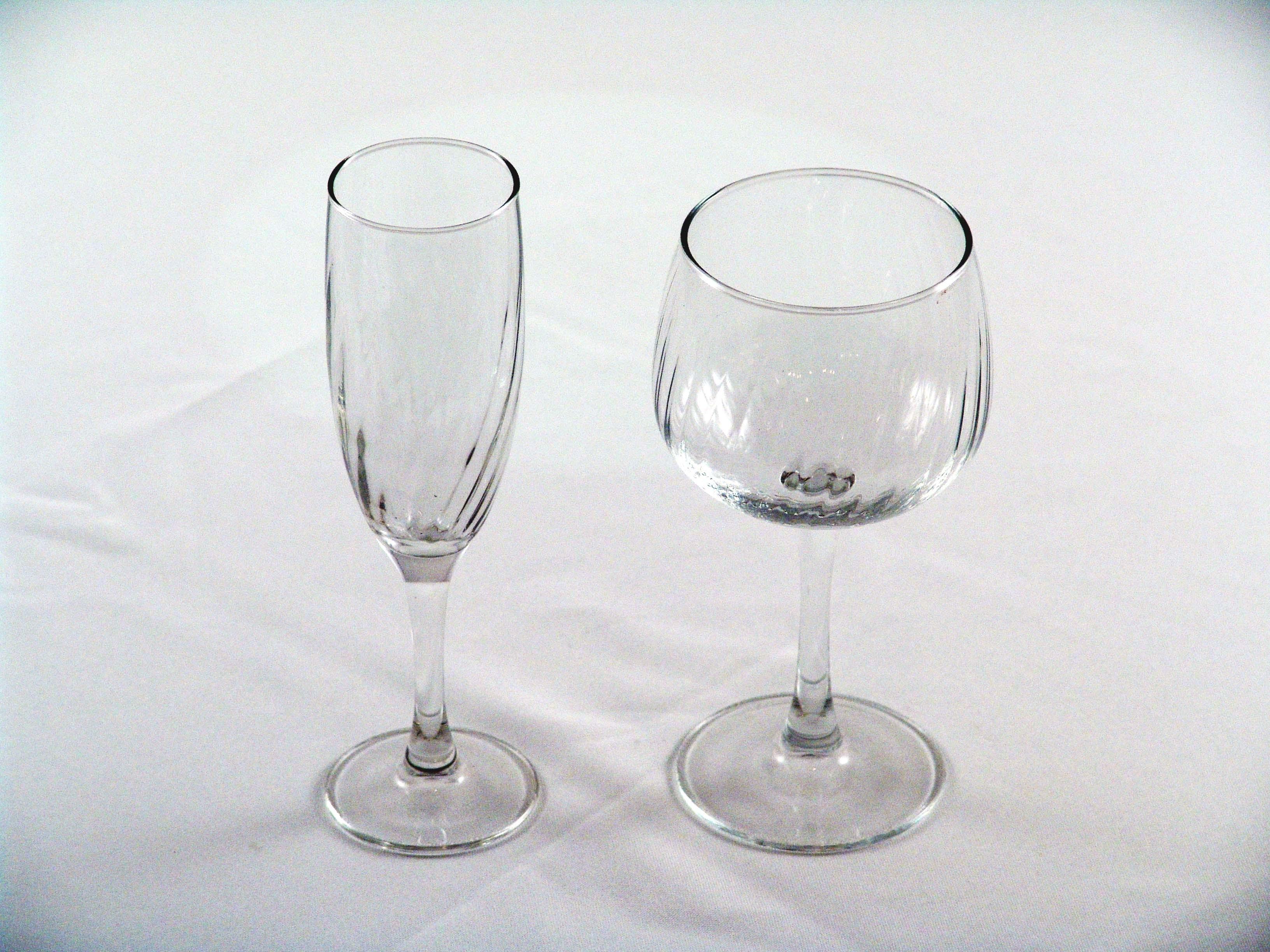 Optic Spiral Glasses