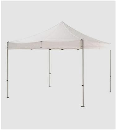 10' x 10' Pop Up Tent - TE16