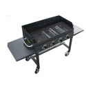 4' Propane Grill/Flat Top - CE97