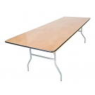 4' x 8' Banquet Table - T15