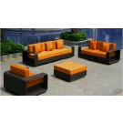 Dark Wicker Furniture - Orange - SF48 (Qty: 7+)