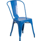 Metallica Collection Chair Blue - TM06