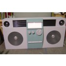Boom Box Bar Front- PR34 - Qty: 1