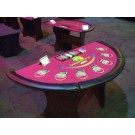 Caribbean Stud Poker Table - CA04