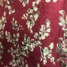 Cranberry Fleur Tapestry - LDM17
