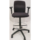 Fully Adjustable Executive Stool