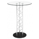 Standing Glass Cocktail Table  - SF20