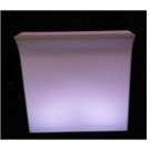 LED Glow Bar Ice Trough Front