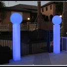 LED Glow Columns