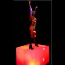 LED Dance Cube