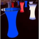 LED Standing Cocktail Table