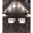 4' x 8'  Mahogany Conference Tables