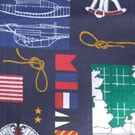 Nautical Print Tablecloth