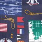 Nautical Print Tablecloth
