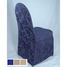 Damask Standard Chair Cover
