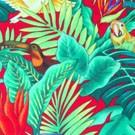 Parrot Print Macaw - LPR49