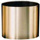 Brushed Gold Specialty Containers