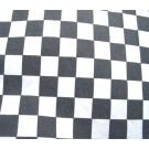 "Race Check Satin Sash - 32 1/2""x 3 1/2"" - CTS31 (Qty:320+)"